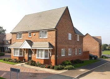 """Thumbnail 4 bedroom detached house for sale in """"Alnwick"""" at Michaels Drive, Corby"""