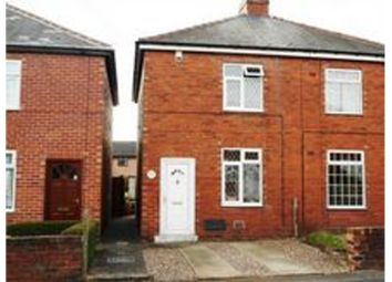 Thumbnail 2 bedroom semi-detached house for sale in Dawber Street, Worksop