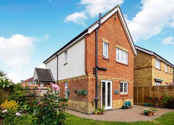 Thumbnail 3 bed detached house for sale in Emet Grove, Emersons Green, Bristol