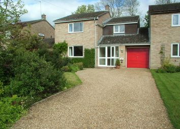 Thumbnail 4 bed link-detached house for sale in Welford Court, The Street, Long Stratton, Norwich