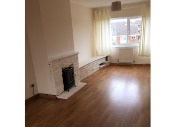 Thumbnail 3 bedroom maisonette to rent in Gainsborough Avenue, Swindon