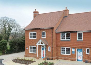 Thumbnail 3 bed mews house for sale in The Street, Sissinghurst, Kent