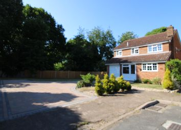 Thumbnail 4 bed detached house for sale in Ash Tree Drive, West Kingsdown, Sevenoaks