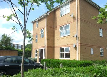 Thumbnail 1 bed flat to rent in Pullmans Place, Staines