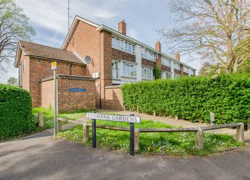Thumbnail 2 bed flat for sale in Denmark Gardens, Carshalton, Surrey