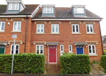Thumbnail 3 bed terraced house for sale in Huxley Close, Slough
