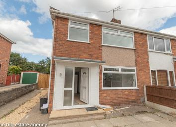 Thumbnail 3 bed semi-detached house to rent in Conway Close, Wrexham