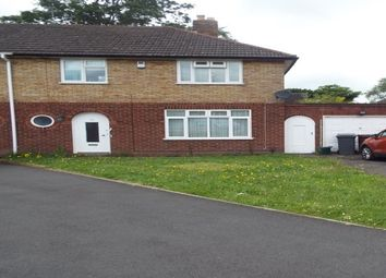 Thumbnail 3 bed semi-detached house to rent in Lingfield Avenue, Wolverhampton
