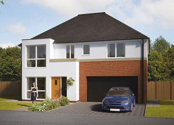 "Thumbnail 5 bed detached house for sale in ""The Cotham"" at Mill Lane, Whitburn, Sunderland"