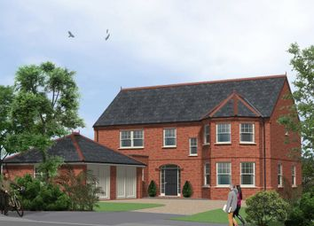 Thumbnail 4 bed detached house for sale in Ebenezer Cottages, Lime Kiln Road, Gayton, King's Lynn