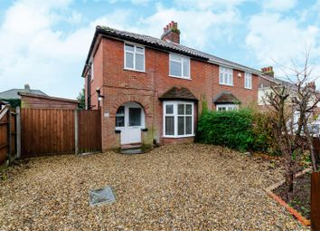 Thumbnail 3 bedroom semi-detached house for sale in Aurania Avenue, Norwich