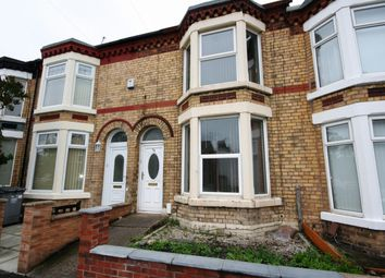 Thumbnail 2 bedroom terraced house for sale in Wheatland Lane, Wallasey
