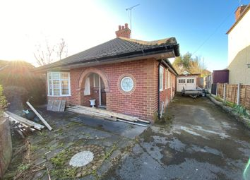 Thumbnail 2 bed detached bungalow for sale in Macdonald Road, Moreton, Wirral