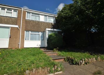 Thumbnail 3 bed end terrace house for sale in Kings Close, Kings Heath, Birmingham
