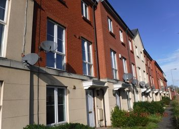 Thumbnail 3 bed town house to rent in Beanacre Road, Melksham