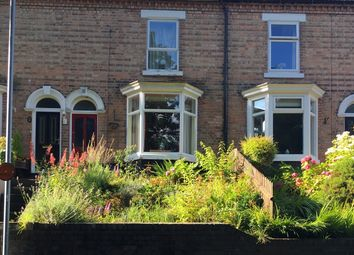 Thumbnail 2 bed terraced house for sale in Elms Road, Burton-On-Trent