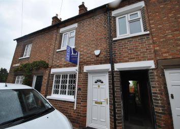 Thumbnail 2 bed terraced house to rent in School Lane, Quorn, Loughborough
