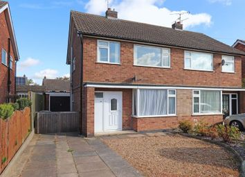 Thumbnail 3 bedroom semi-detached house to rent in Cromarty Road, Stamford