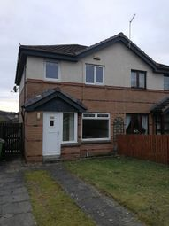 Thumbnail 3 bed semi-detached house for sale in Stewart Crescent, Barrhead, Glasgow