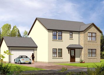 Thumbnail 4 bed detached house for sale in The Inverary Plot 9, Moulin View, Finlay Terrace, Pitlochry