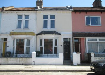 Thumbnail 3 bed terraced house to rent in Heidelberg Road, Southsea