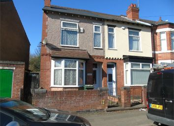 Thumbnail 2 bed end terrace house for sale in St. Michaels Road, Coventry