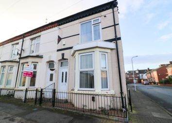 Thumbnail 3 bed end terrace house for sale in Craven Street, Birkenhead