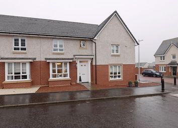 Thumbnail 3 bed property for sale in Cook Crescent, Motherwell