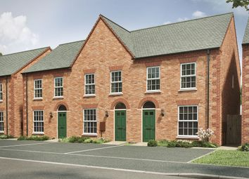 "Thumbnail 3 bed terraced house for sale in ""The Carnel Gi 4th Edition"" at Spring Avenue, Ashby-De-La-Zouch"
