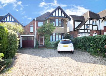 Thumbnail 4 bed detached house for sale in Elm Road, Earley, Reading, Berkshire