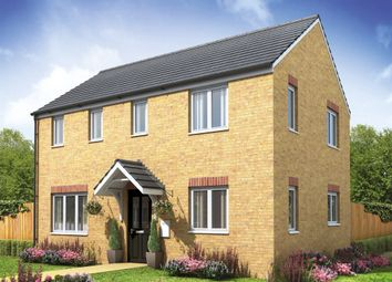 """Thumbnail 3 bed detached house for sale in """"The Clayton Corner"""" at Norwich Common, Wymondham"""