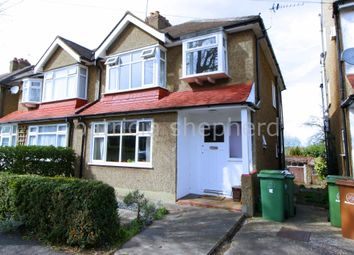 Thumbnail 3 bed semi-detached house to rent in Tilehurst Road, Cheam, Sutton