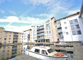 Thumbnail 2 bedroom flat for sale in Lockside Marina, Chelmsford, Essex