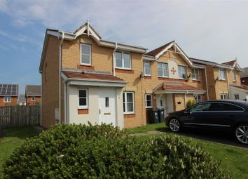 Thumbnail 3 bed end terrace house to rent in Blackmoor Close, Darlington