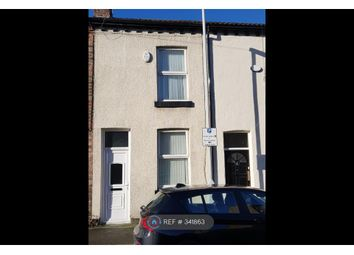 Thumbnail 2 bed terraced house to rent in Claughton Place, Birkenhead