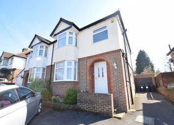 Thumbnail 3 bed semi-detached house to rent in Eaton Avenue, High Wycombe, Bucks