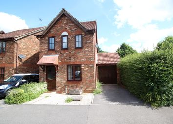 Thumbnail 3 bed detached house for sale in Exmoor Close, Whiteley, Fareham