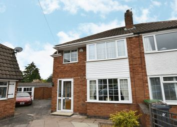 Thumbnail 3 bedroom semi-detached house for sale in Quinton Close, Solihull