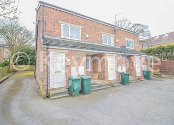 Thumbnail 1 bed flat for sale in Throxenby Way, Clayton, Bradford