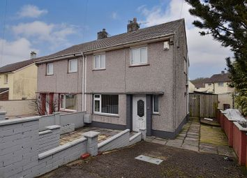 2 bed semi-detached house for sale in Latrigg Road, Whitehaven CA28