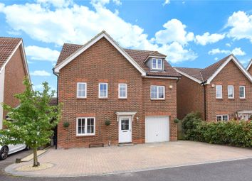 Thumbnail 5 bed detached house to rent in Jersey Drive, Winnersh, Wokingham, Berkshire