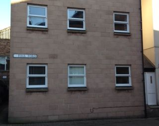 Thumbnail 1 bedroom flat to rent in Foul Ford, Berwick Upon Tweed