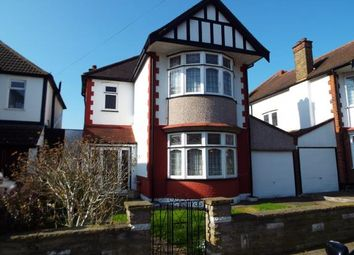 Thumbnail 3 bed detached house for sale in Gants Hill, Essex