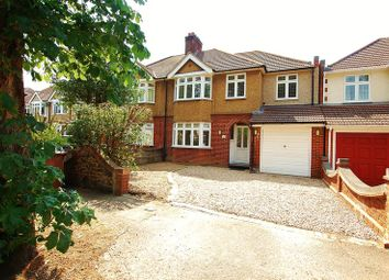 Thumbnail 4 bed semi-detached house to rent in Bradleigh Avenue, Grays