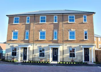 Thumbnail 4 bed end terrace house for sale in Woodlands Park, Great Dunmow, Essex