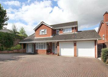 Thumbnail 5 bed detached house to rent in Romilly Gardens, Plympton, Plymouth