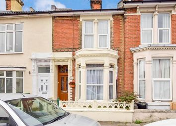 Thumbnail 2 bed terraced house for sale in Fawcett Road, Southsea, Hampshire