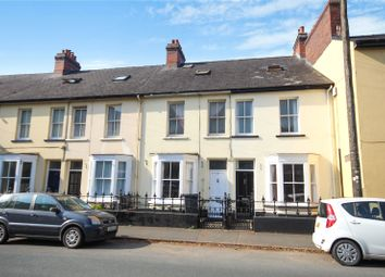Thumbnail 4 bed terraced house for sale in Tregunter Place, Watton, Brecon, Powys