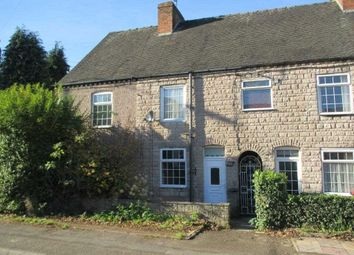 Thumbnail 2 bed terraced house to rent in Alfreton Road, Underwood, Nottingham