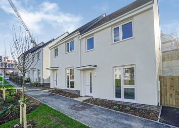 Thumbnail 2 bed semi-detached house for sale in Briardale Road, Plymouth